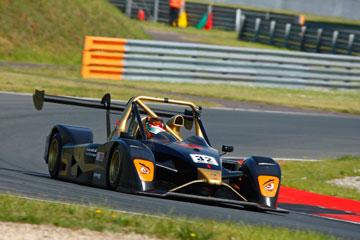 Flavio Mathys, SCC, Wolf Racing