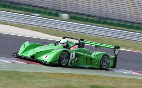 Andreas Fiedler PRC Audi Turbo