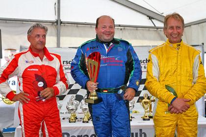 Siegmar Pfeifer, Turi Breitenmoser, Alexander Seibold